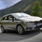 El nuevo BMW Serie 2 Active Tourer, consigue 5 estrellas EURO NCAP