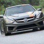 Carlsson C25, el nuevo super deportivo equipa de serie neumáticos Michelin