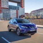 5 estrellas en seguridad para el nuevo Nissan Qashqai