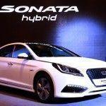 Hyundai lanza otro coche ecológico: Sonata Hybrid