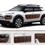 Citroën Cactus y sus novedosos paragolpes