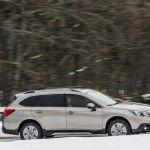 Subaru renueva el Outback, primer crossover del mercado.005