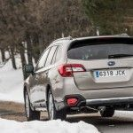 Subaru renueva el Outback, primer crossover del mercado.004