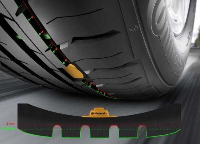 La tecnología llega también al neumático.004