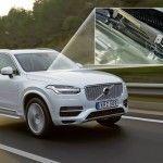 Escobillas limpiaparabrisas inteligentes para el Volvo XC90