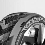 Goodyear presenta un neumático capaz de generar energía eléctrica