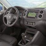 Nuevos motores y sistemas de radio-navegación para el Volkswagen Tiguan