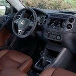 Nuevos motores y sistemas de radio-navegación para el Volkswagen Tiguan008