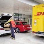 Proyecto piloto entre Audi, DHL y Amazon para entregar paquetes en el maletero de tu coche