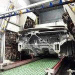 Ford usa plumas de emú para mejorar el acabado de pintura