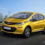 Nuevo coche eléctrico de Opel, el Ampera-e